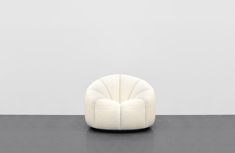fauteuil alpha paulin paulin paulin. Black Bedroom Furniture Sets. Home Design Ideas