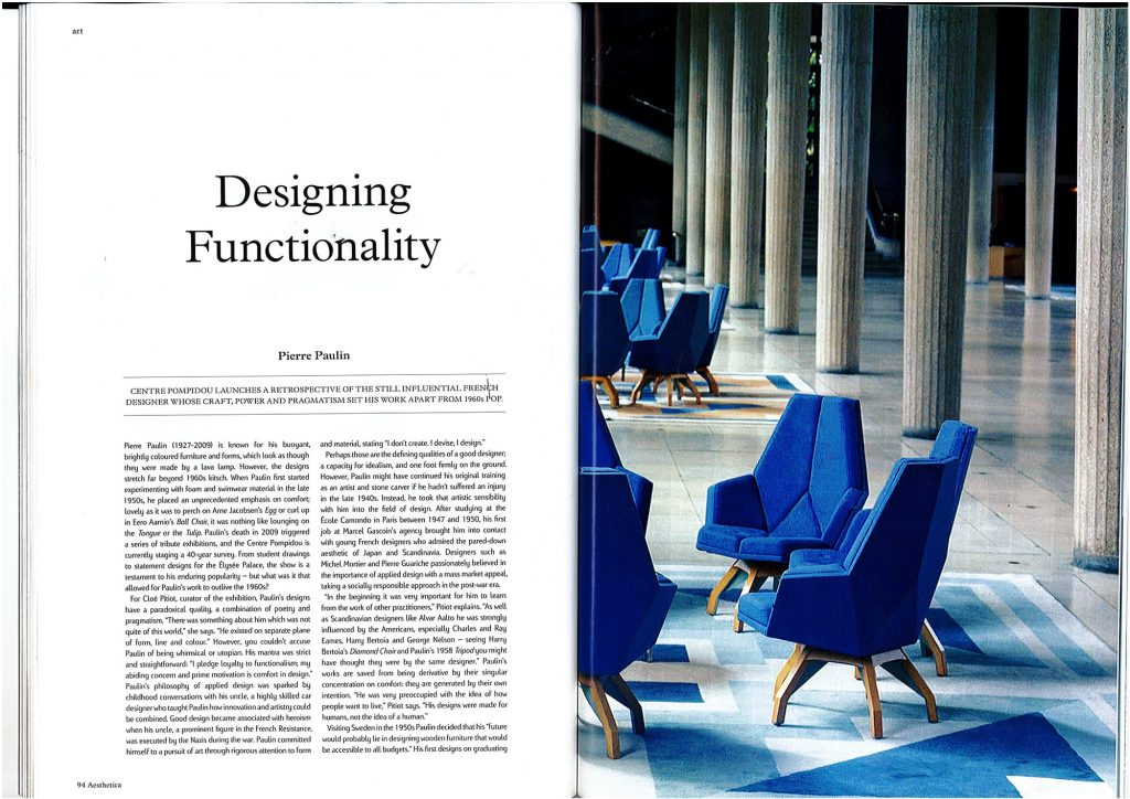 Cover of Designing Functionality