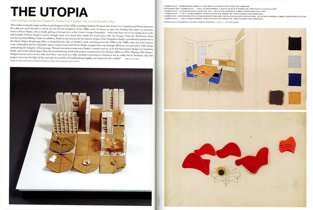 Cover of The utopia