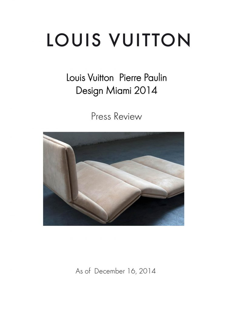Cover of Louis Vuitton