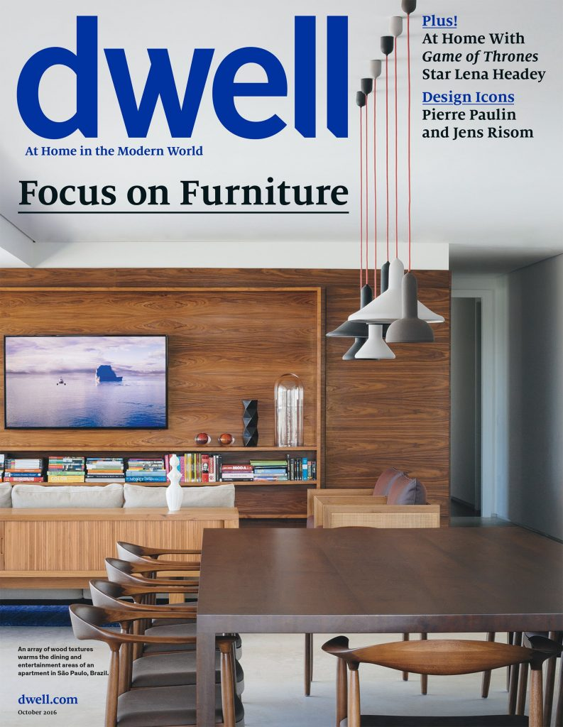 Cover of Dwell