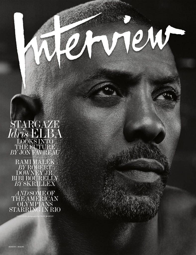 Cover of interview Benjamin