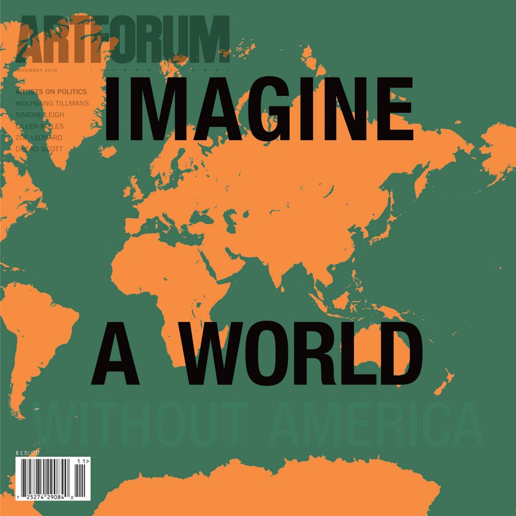 Cover of Imagine a world