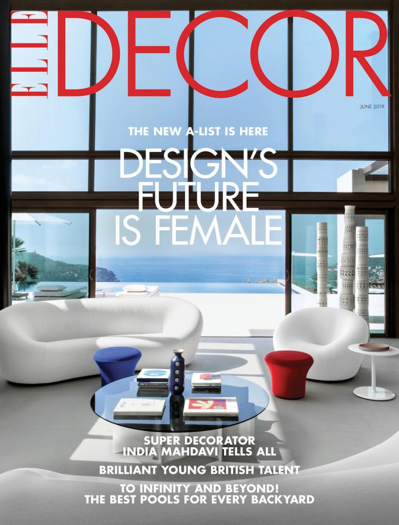 Cover of Elle Decor US