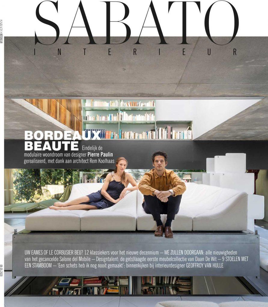 Cover of Sabato Interieur