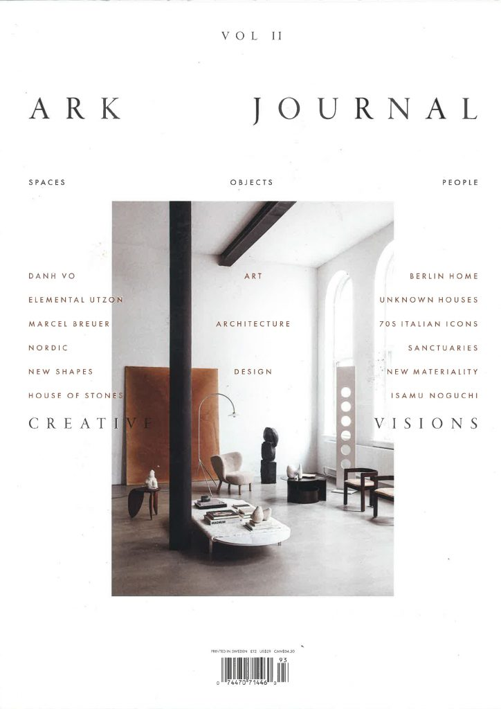 Cover of Ark Magazine